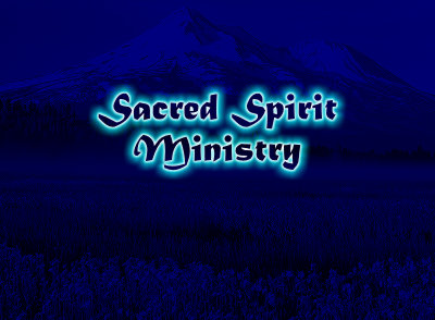 Enter Sacred Spirit